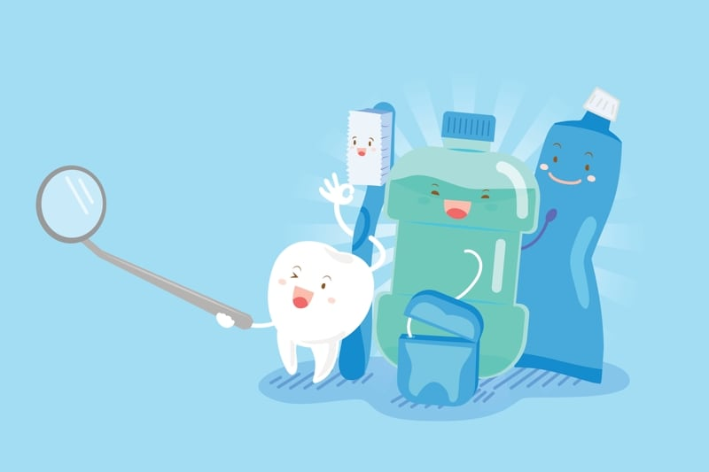 In What Order Should You Brush, Floss, and Use Mouthwash